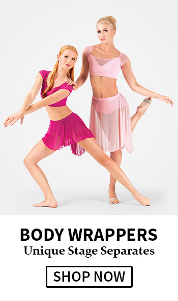 Body Wrappers Unique Stage Separates